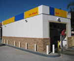 Design, Manufacturing, Construction, Car Washes, Shell