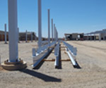 In-House Manufacturing, Canopies, EVR Tank Enclosures, Canister Enclosures, Custom Steel Homes, Steel Solar Canopy Beams