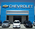 Chevrolet Dealership, Automotive Towers, ACM Fascia, ACM, Aluminum Composite Material, Exterior Remodel, Exterior Reimage